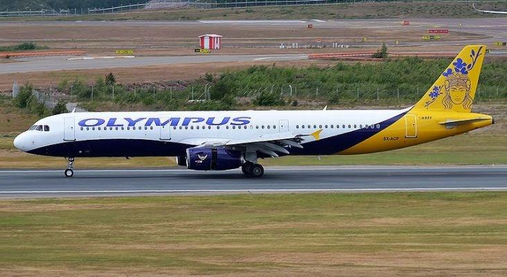 El colapso de Olympus Airways afecta a los destinos vacacionales españoles
