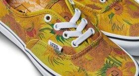 El Museo de Van Gogh y la marca Vans se asocian para crear una línea de ropa|Foto: Colossal