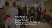 TUI incorpora a su primer asistente robot