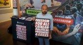 Utilizan al turista en el conflicto independentista catalán