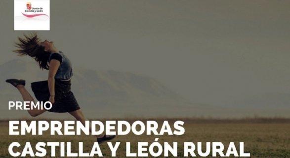 Castilla y León premiará a las mujeres emprendedoras del entorno rural
