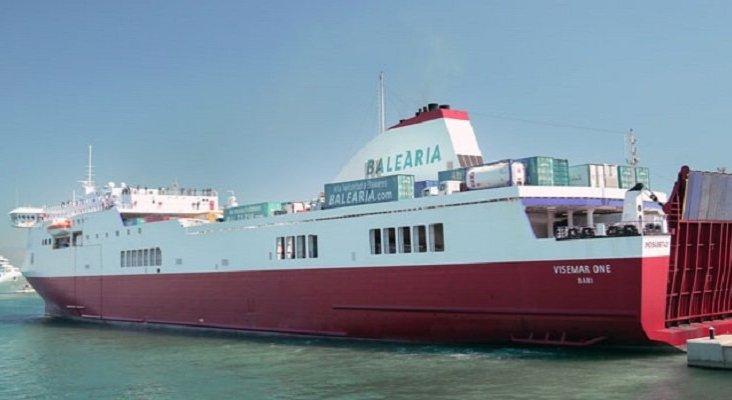Baleària adquiere un nuevo buque por 55 millones de euros|Foto: Baleària