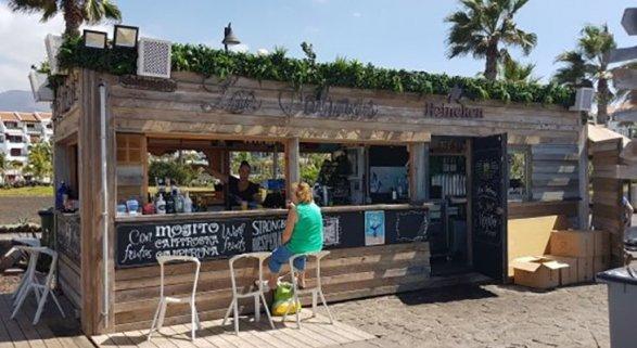 Chiringuito Las Salinas, en Tenerife (Canarias) Fotografía: TripAdvisor