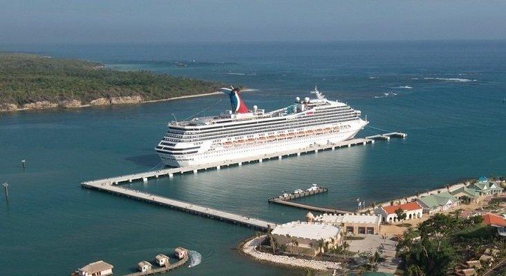 Cap Cana se consolida como destino de cruceros  Foto: terminal Amber Cove en Maimón, Puerto Plata- elDinero.com