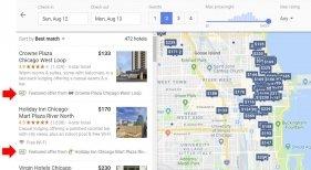 Google ofrece nuevas oportunidades de promoción a los hoteles