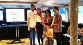 Costa Brava se promociona en Reino Unido ante agentes de Jet2 Holidays|Foto: Lloret Turisme