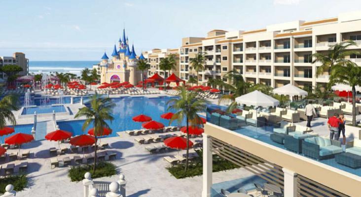 Bahía Príncipe abrirá un hotel cinco estrellas en Tenerife Foto: Bahía Príncipe
