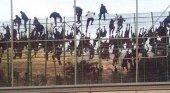 Prensa internacional habla de avalancha masiva de inmigrantes en Ceuta