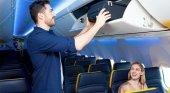 Ryanair cobrará por el equipaje de mano