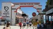 Altercados en México espantan a turistas estadounidenses |Foto: Playa del Carmen, Quintana Roo- TampAGS para AGS Media CC BY-SA 3.0