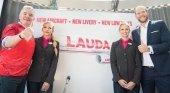 Laudamotion duplicará su flota de Airbus para el verano de 2019