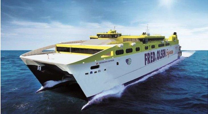 Fred Olsen adquiere el catamarán más grande del mundo