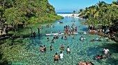 'Perla del Sur' la apuesta turística de República Dominicana|Los Patos en Barahona- Hector Rafelin Cuello vía El Barahonero