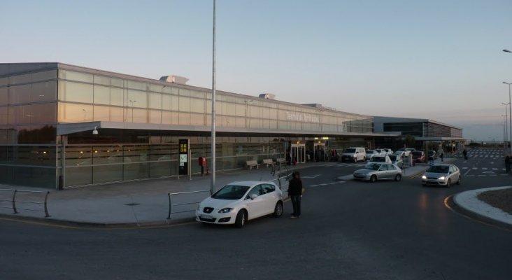 Aeropuerto de Reus Foto Aeropuertos.net