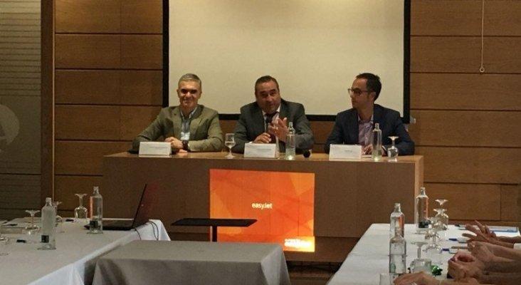 easyJet anuncia nuevas rutas entre 3 destinos europeos y Lanzarote|Foto: Talles de Trabajo entre Turismo Lanzarote e easyJet