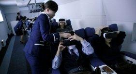 First Airlines, la compañía de vuelos virtuales de Japón|Foto: Reuters vía The Week