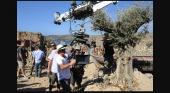 'War Pigs', otro filme que escoge Tenerife como plató de cine|Foto: Rodaje de Ira de Titanes, superproducción que acogió Tenerife vía El Diario de Avisos