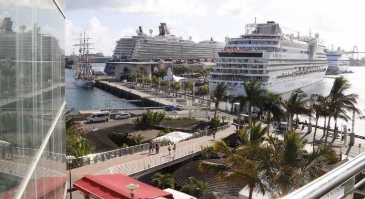 Arranca la temporada de cruceros en Canarias|Foto: Canarias 7