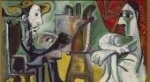 Museo con la mayor colección de Picasso abrirá en Francia|Foto: Obra de Picasso 'El pintor y la modelo', expuesta en el museo Reina Sofía
