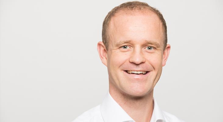 Frank Bauer, nuevo director ejecutivo de Eurowings|Foto: Eurowings