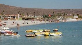 Turquía: antiguos récords a la vista| Foto: Playa de Turquía- Ras vía Touristik Aktuell