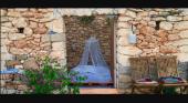 Airbnb oferta un viejo corral sin techo por 128€ la noche|Foto: Diario de Ibiza