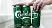 Cervecera reduce el uso de plástico con pegamento|Foto: Food Retail