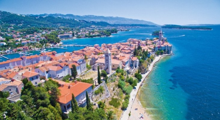 TUI crece en Croacia|Foto: Isla de Rab, Croacia- TravelMole
