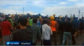 400 detenidos en las obras del nuevo aeropuerto de Estambul