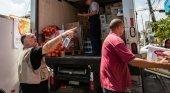 José Andrés cuenta con un gran equipo de chefs y voluntarios | Foto CNN