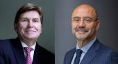 Accorhotels nombra a dos nuevos subdirectores generales|Foto: Chris Cahill (izq.) y Jean-Jaques Morin- AccorHotels