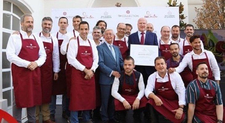 La Real Academia de Gastronomía premia a NH por su contribución en cocina hotelera Foto: NH Hotel Group vía Europa Press