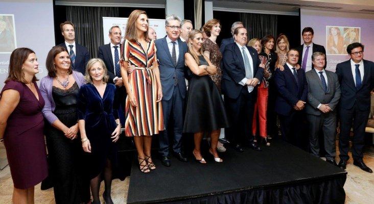 CEAV concede sus distintivos turísticos a AMADEUS España y a D. Jesús Martínez Millán