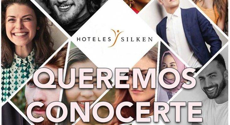 """Hoteles Silken sorprende con su proceso de selección para el """"Saaj Las Palmas'"""