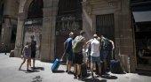 Madrid ordena el cierre de 338 pisos turísticos y clausura otros 710|Foto: J. Barbosa- El País