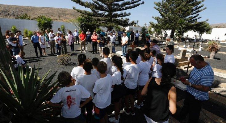 Homenaje a César Manrique en Lanzarote