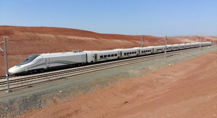 El 'AVE del desierto' se inaugura inacabado|Foto: Cinco Días