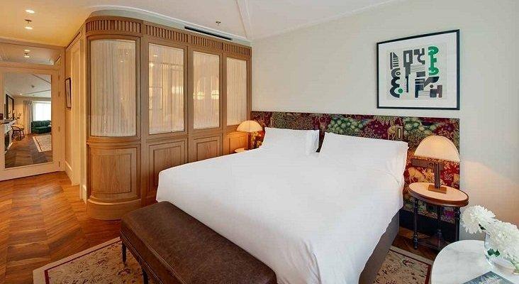Palladium traslada a enero la apertura de BLESS|Foto: BLESS Hotel Madrid vía blesscollectionhotels.com