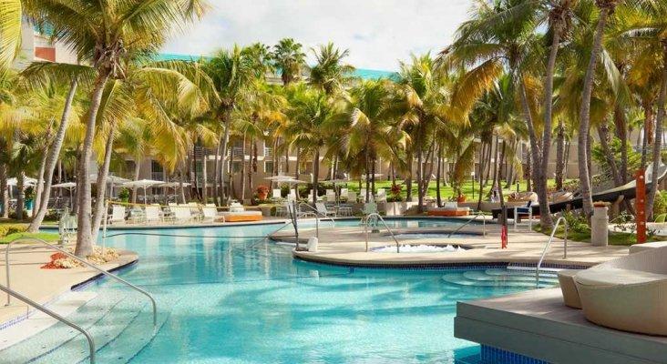 Hoteles de Puerto Rico, más fuertes que nunca tras el huracán María Foto:  Hilton Ponce Golf & Casino Resort vía hiltonhotels.com