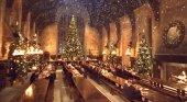 Cena mágica de navidad en Hogwarts  Foto: El Comercio