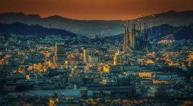 Barcelona y Madrid entre las ciudades más populares de Instagram|Foto: vista de Barcelona