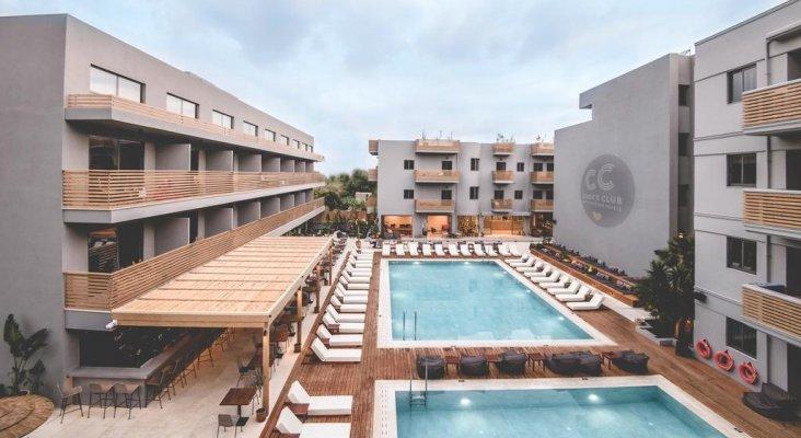 Thomas Cook abrirá 10 hoteles Cook's Club en 2019|Foto: Cook's Club Hersonissos-Booking