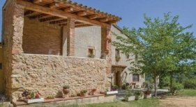 Solo el 5,3% de los turistas rurales en España es extranjero|Foto: Casa Rural Can Miquel- EscapadaRural.com