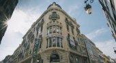 Ex empleados de la CAM arrendarán su antigua sede para hotel de lujo Foto: Sede de la CAM en Valencia- Kike Taberner vía valenciaplaza