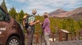 Los turistas gastan una media de 112 euros al día durante sus vacaciones en Tenerife|Foto: Volcano Teide