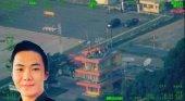 Heroica acción de controlador aéreo evita otra tragedia durante el terremoto de Indonesia|Foto: Torre de control del aeropuerto de Palu tras el terremoto- EFE vía El Mundo- Montaje: tourinews.es