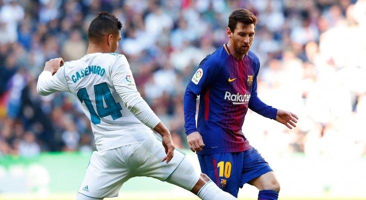 El fútbol español despunta como nuevo reclamo turístico |Foto: Primer encuentro entre el Real Madrid y Barcelona en la temporada pasada- Getty vía Goal