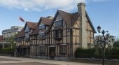 Las casas de Shakespeare se mudan a China|Foto:  Shakespeare's Birthplace- Diliff CC BY-SA 3.0