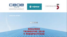Corporación 5 presenta el 'Informe de coyuntura económica 2º trimestre 2018'