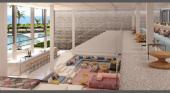 Ibiza aprueba cuatro proyectos para subir categoría de hoteles|Foto: Recreación de la reforma del Hotel Orquídea- Diario de Ibiza